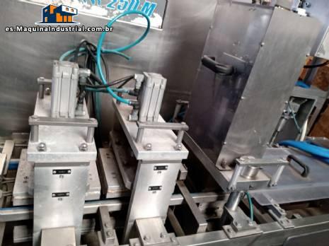 Llenadora de termoformado para yogur Dinieper