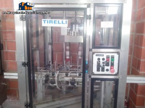 Máquina etiquetadora Tirelli