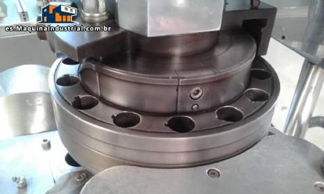 Compresor comprimidos de prensa rotativa comprimidos Riva