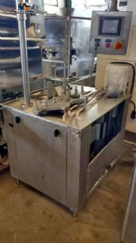 Máquina de llenado de acero inoxidable Wada