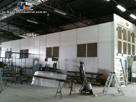 Cabina de pintura fabricante DMC