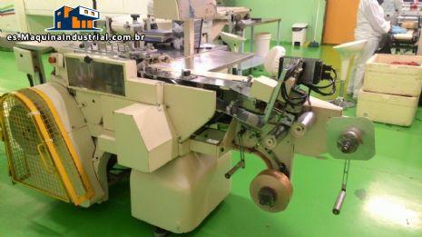 Máquina de embalaje Otto Haensel HTN