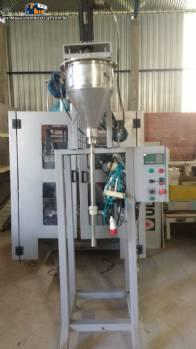 Máquina dosificadora de polvos para macetas rígidas Embrapac