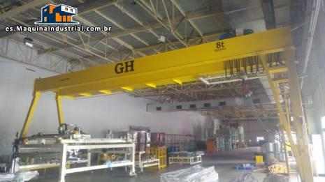 Pórtico para el transporte de objetos GH
