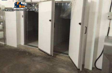 Cámara de enfriamiento industrial São Rafael