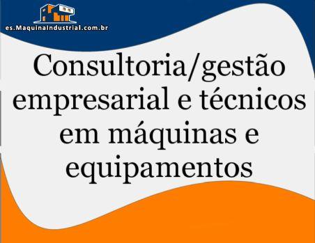 Técnicos especializados para la operación de formación de maquinaria