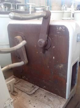 Mezclador industrial de fabricantes de bala Maicon Maras