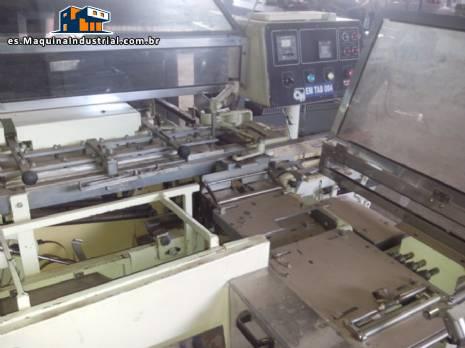 2 máquinas de embalaje de la marca modelo de Otto Haensel HTR