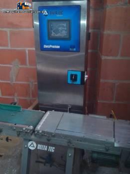 Hecho verificador/peso escala Delta Tec Compruebe neumática de precisión