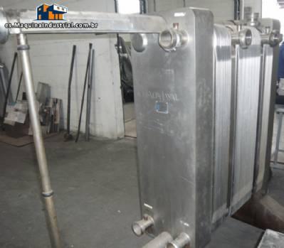 Intercambiador de calor de acero inoxidable Alfa Laval