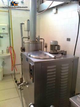 Planta completa para la producción de helado e tiendas