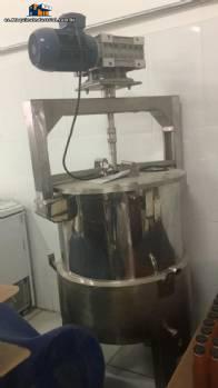 Tacho industrial 200 L Líder Inox Líder Inox