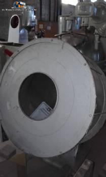 100 litros de acero al carbono de Drageadeira