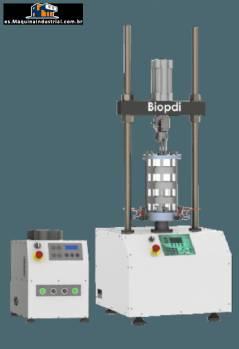 Máquina automática de pruebas triaxiales dinámicas Biopdi