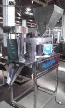 Máquinas de pesaje helicoidales de JHM