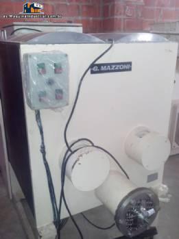 Mezclador de la g. Mazzoni de Sigma en acero inoxidable para jabones