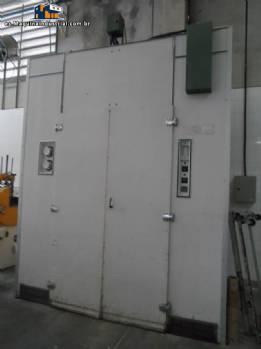 Secadora industrial de fabricantes de pastas Saima