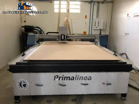 Máquina fresadora CNC Primalinea