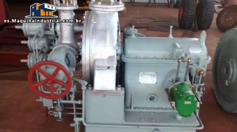 Turbo generador Zanini