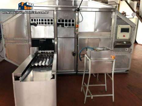 Horno para la fabricación de barriles de oblea bifu Imar